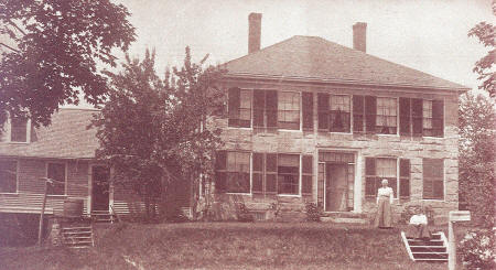 The Bartlett House, Purgatory