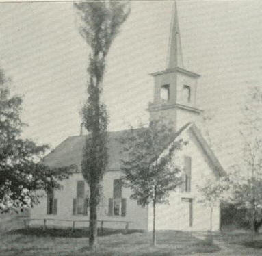 Congregational Church, Litchfield Corners