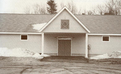 Litchfield Masonic Hall, 1994
